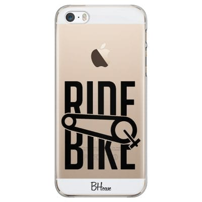 Ride Bike Case iPhone SE/5S