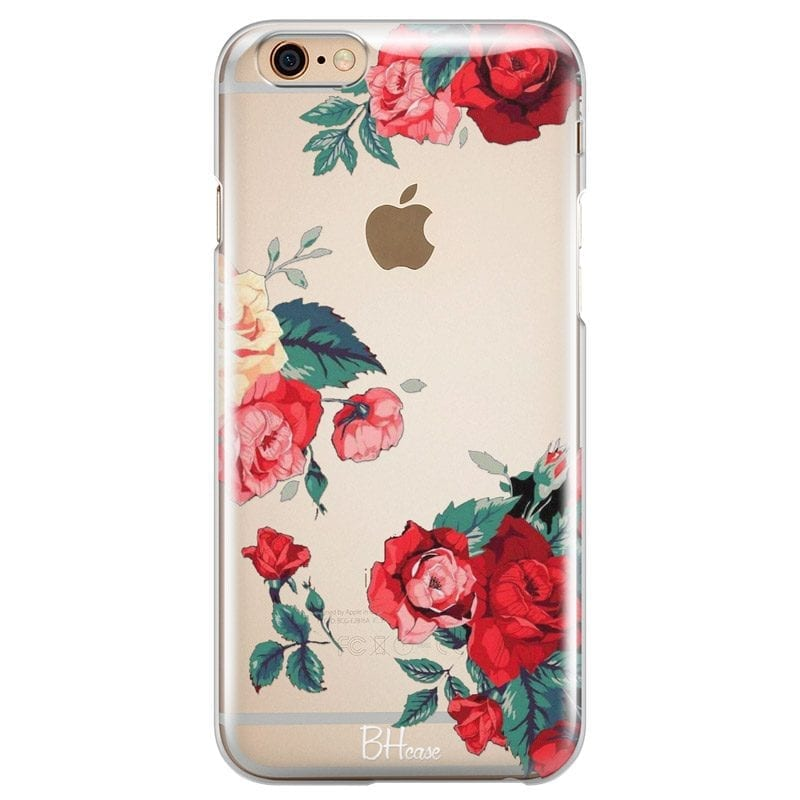 Roses Case iPhone 6/6S