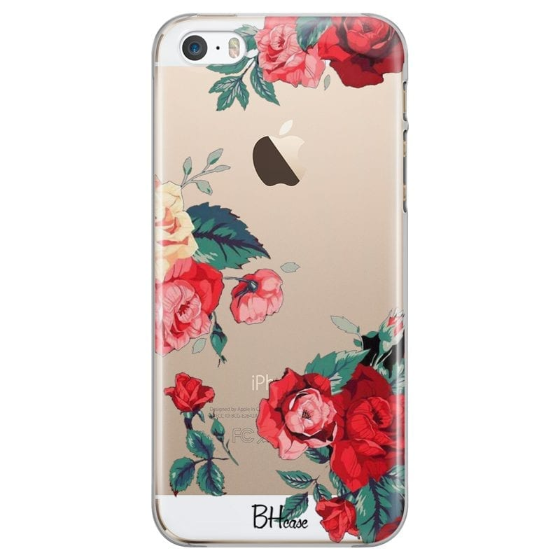 Roses Case iPhone SE/5S