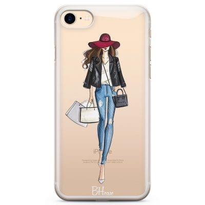 Shopping Girl Case iPhone 7/8