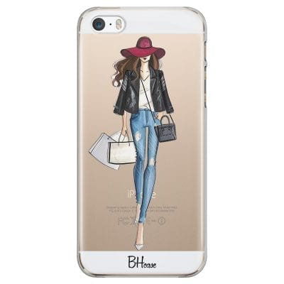 Shopping Girl Case iPhone SE/5S
