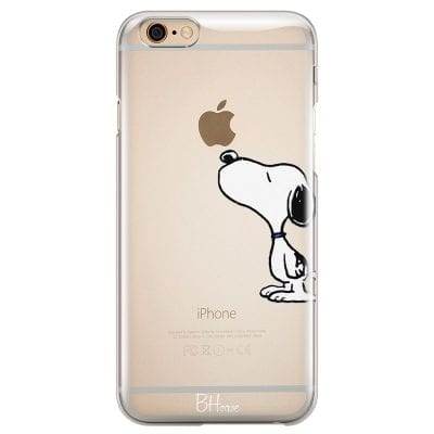 Snoopy Dog Case iPhone 6/6S