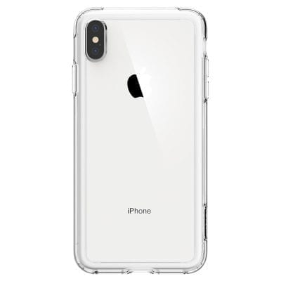 Spigen Crystal Hybrid Crystal Clear Case iPhone XS Max