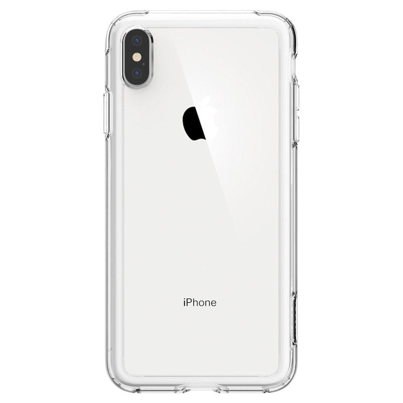 spigen clear iphone xs max case