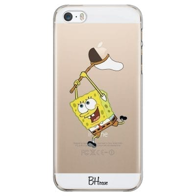 Spongebob Case iPhone SE/5S