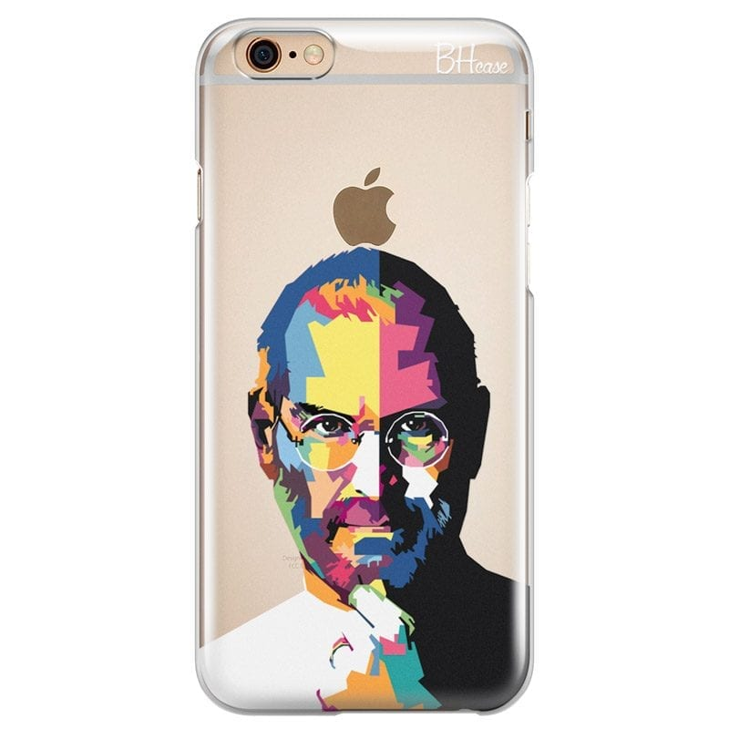 Steve Jobs Mosaic Case iPhone 6 Plus/6S Plus