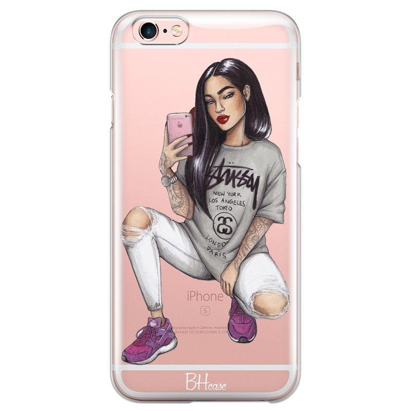 Stussy Girl Case iPhone 6 Plus/6S Plus