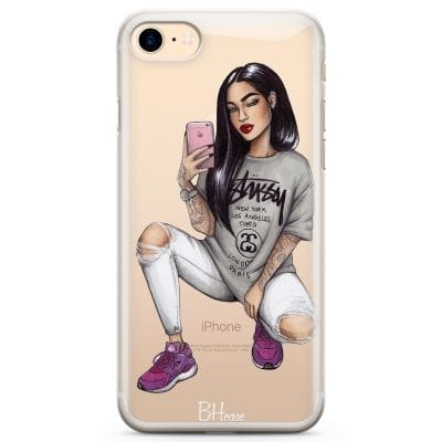 Stussy Girl Case iPhone 7/8