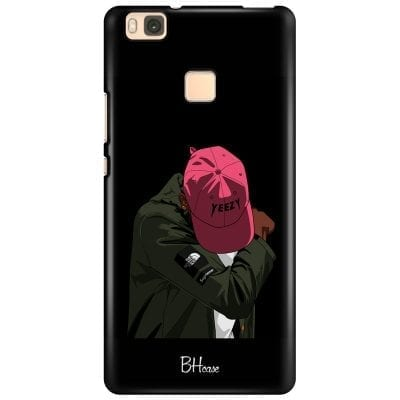 Supreme Faded Yeezy Boy Case Huawei P9 Lite