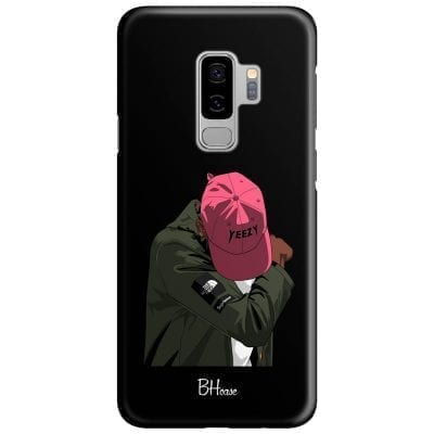 Supreme Faded Yeezy Boy Case Samsung S9 Plus