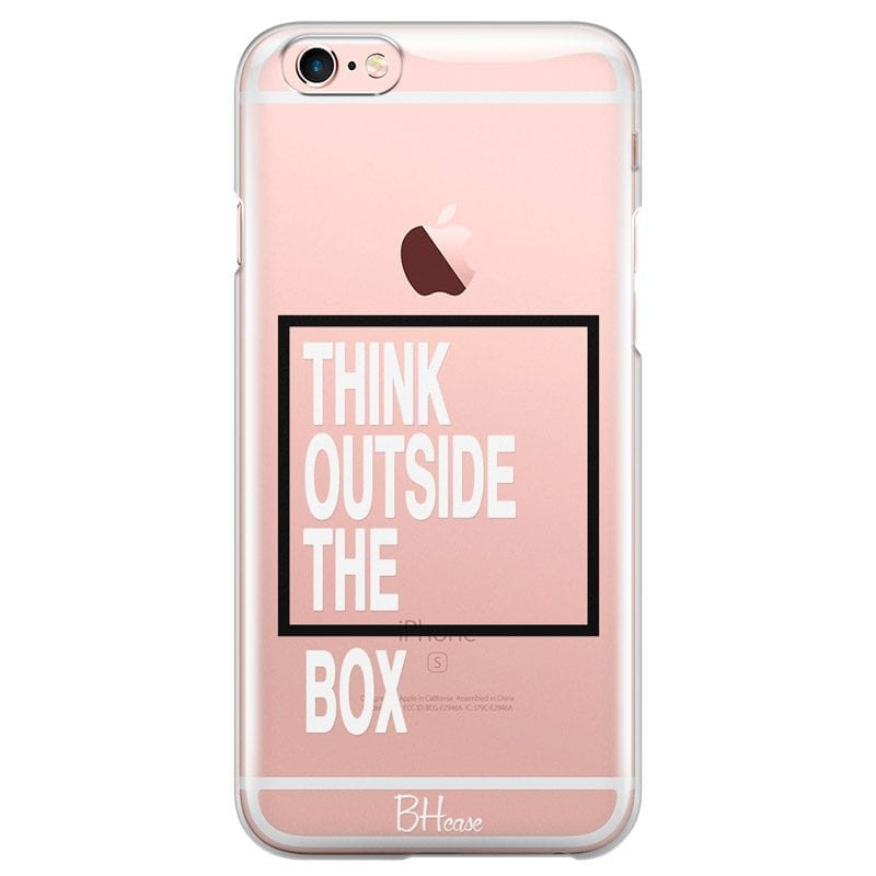 Think Outside The Box Case iPhone 6 Plus/6S Plus