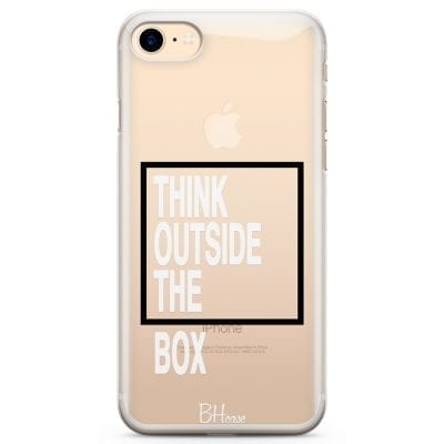 Think Outside The Box Case iPhone 7/8
