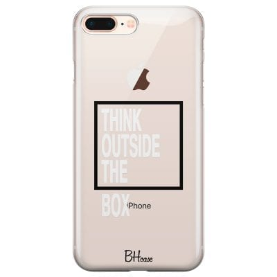 Think Outside The Box Case iPhone 7 Plus/8 Plus