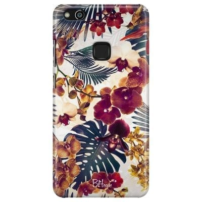 Tropical Floral Case Huawei P10 Lite