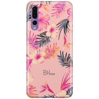 Tropical Pink Case Huawei P20 Pro