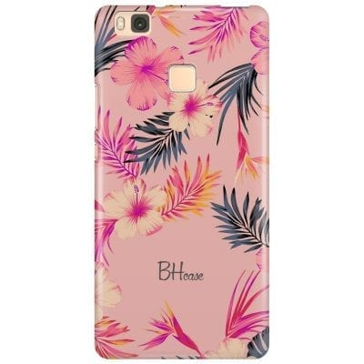 Tropical Pink Case Huawei P9 Lite