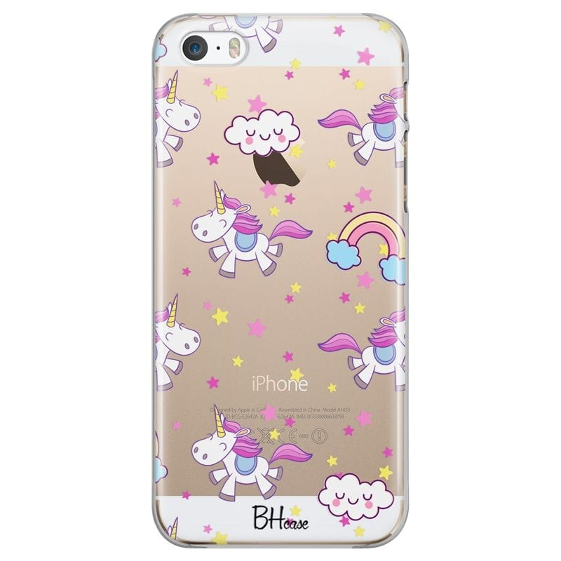 Unicorns Case iPhone SE/5S