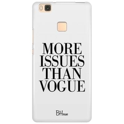 Vogue Quote Case Huawei P9 Lite