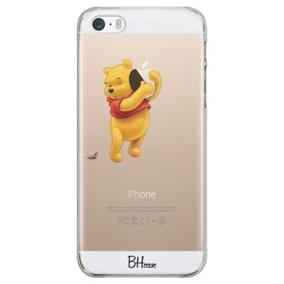 Winnie the Pooh Case iPhone SE/5S