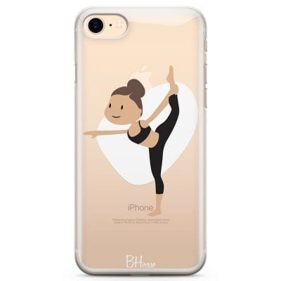 Yoga Girl Case iPhone 7/8