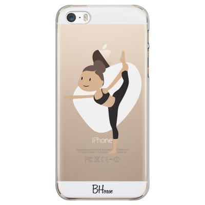 Yoga Girl Case iPhone SE/5S