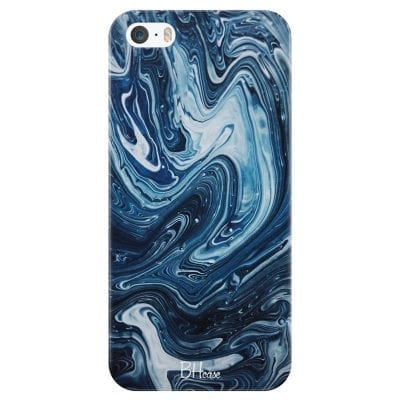 Abstract Water Case iPhone SE/5S