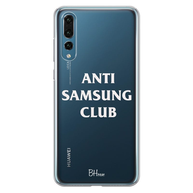 Anti Samsung Club Case Huawei P20 Pro
