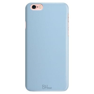 Baby Blue Color Case iPhone 6/6S
