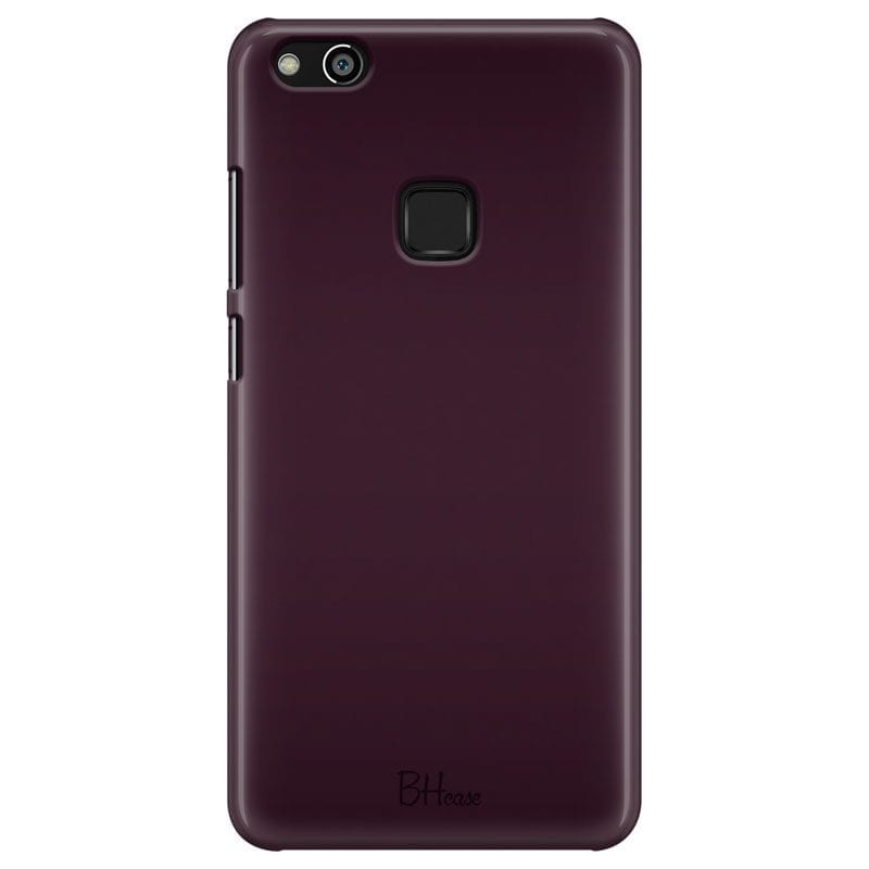 Blood Red Color Case Huawei P10 Lite