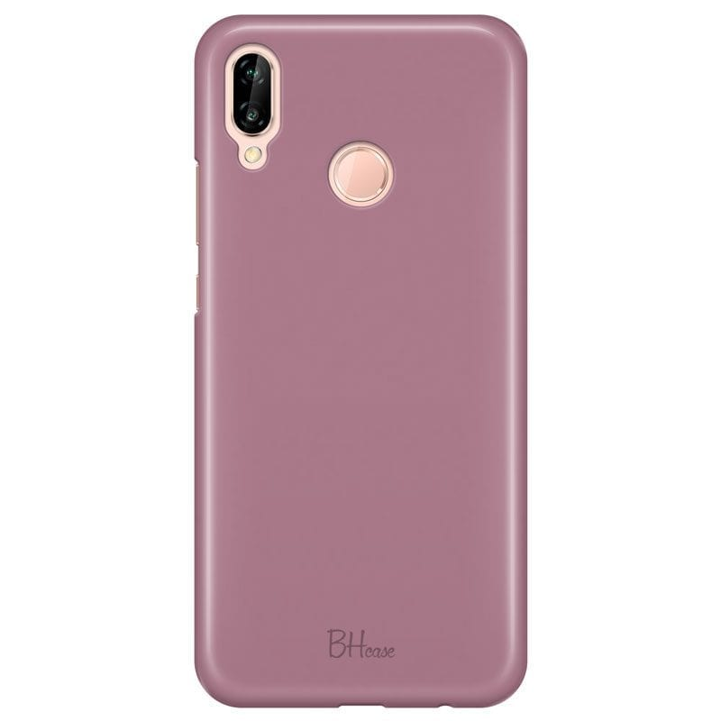 Candy Pink Color Case Huawei P20 Lite