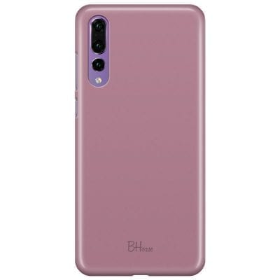 Candy Pink Color Case Huawei P20 Pro