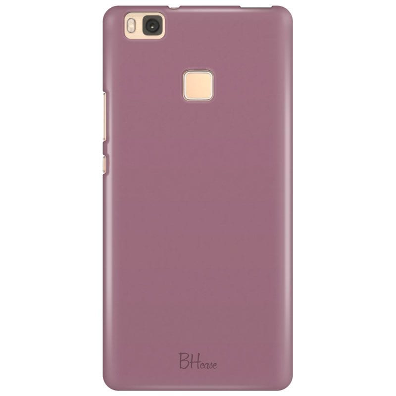 Candy Pink Color Case Huawei P9 Lite