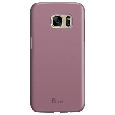 Candy Pink Color Case Samsung S7