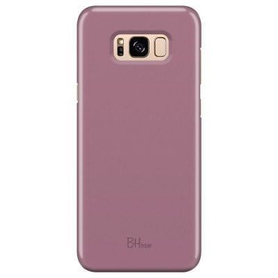 Candy Pink Color Case Samsung S8 Plus
