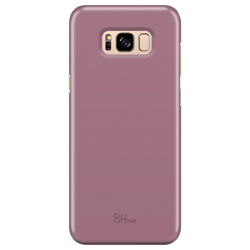 Candy Pink Color Case Samsung S8