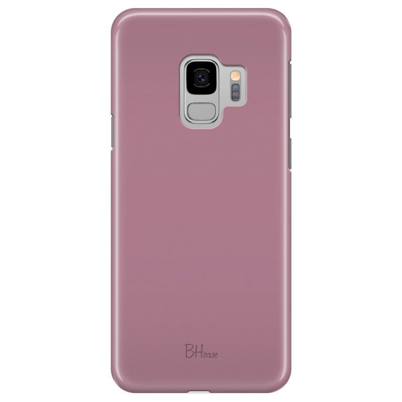 Candy Pink Color Case Samsung S9