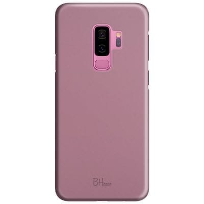 Candy Pink Color Case Samsung S9 Plus