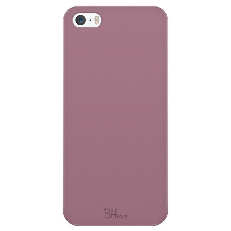 Candy Pink Color Case iPhone SE/5S