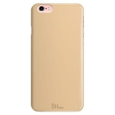 Champagne Color Case iPhone 6/6S