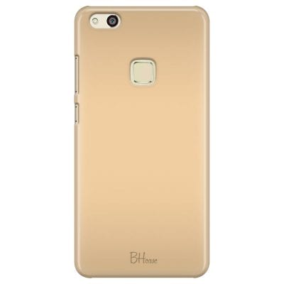 Champagne Color Case Huawei P10 Lite