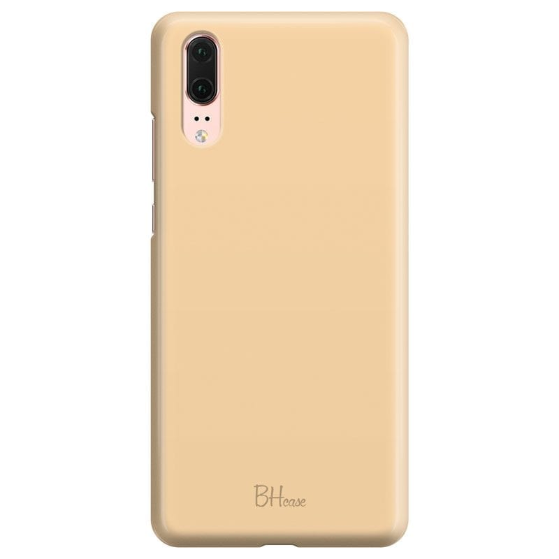 Champagne Color Case Huawei P20