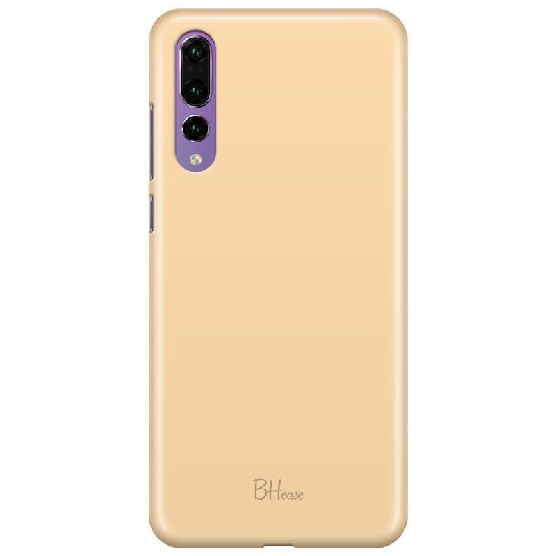Champagne Color Case Huawei P20 Pro