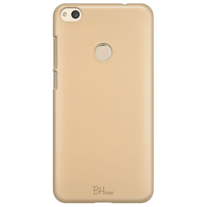 Champagne Color Case Huawei P8 Lite