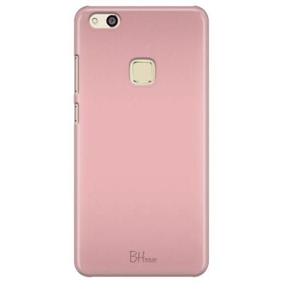 Charm Pink Color Case Huawei P10 Lite