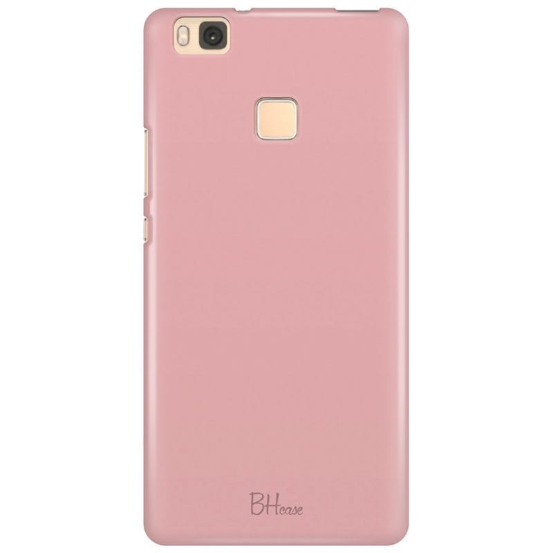 Charm Pink Color Case Huawei P9 Lite
