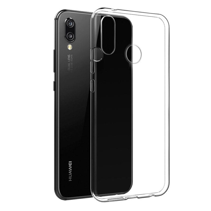 Clear Transparent Case Huawei P20 Lite/Nova 3E