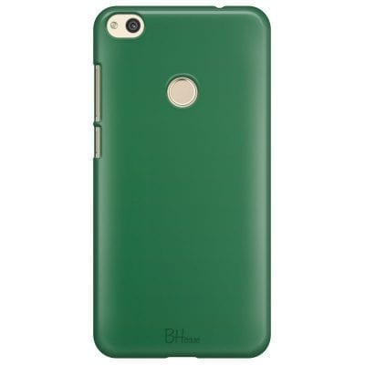 Dark Spring Green Color Case Huawei P8 Lite