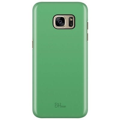 Emerald Color Case Samsung S7 Edge