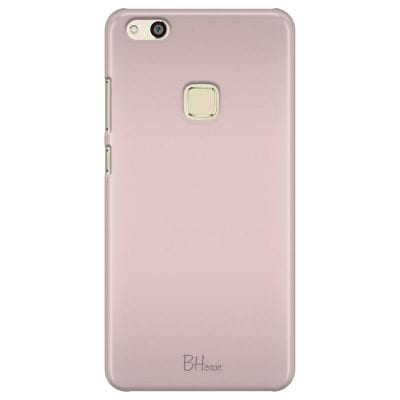 English Lavender Color Case Huawei P10 Lite