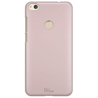 English Lavender Color Case Huawei P8 Lite